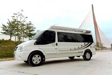 thuê xe 7 chỗ For Limousine DCar ở đà nẵng